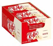 CAIXA KIT-KAT WHITE C/24UN