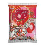 Pirulito Cherry Pop Morango - 700g