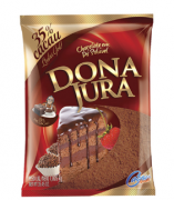 Chocolate em Pó 35% Cacau Dona Jura Pacote 1Kg