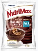 CHOCOLATE MEIO AMARGO PÓ 50% 1,01Kg, NUTRIMAX