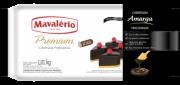 Cobertura Fracionada Premium Sabor Chocolate amargo 1kg