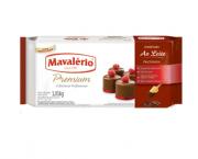 Cobertura Fracionada Premium Sabor Chocolate ao Leite 1kg