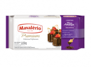 Cobertura Fracionada Premium Sabor Chocolate meio amargo 1kg