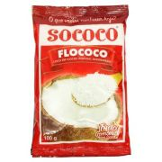 Coco Flocado integral Flococo 100g -  SOCOCO