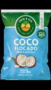 COCO FLOCADO ÚMIDO E ADOÇADO 1 kg - COCO & CIA