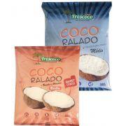 COCO RALADO MÉDIO 500g - FRESCOCO