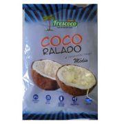 COCO RALADO MÉDIO DESIDRATADO INTEGRAL 250G - FRESCOCO