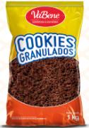 Cookies granulados sabor chocolate 1,05kg