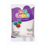 Açúcar Colorido Branco Mil Cores 500g