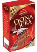 Chocolate em Pó 35% Cacau Dona Jura cx - 200g