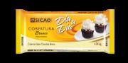 Cobertura Dia a dia Sabor Chocolate Branco 1kg Sicao