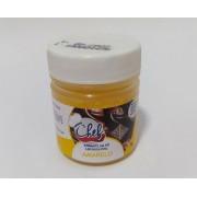 Corante em pó para chocolate Amarelo 5g