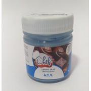 Corante em pó para chocolate Azul 5g