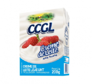 CREME DE LEITE UHT 17% de Gordura 200g - CCGL