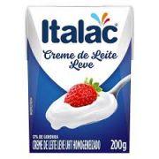 CREME DE LEITE UHT 17% de Gordura 200g - ITALAC