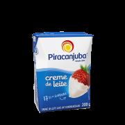 CREME DE LEITE UHT 17% de Gordura 200g - PIRACANJUBA