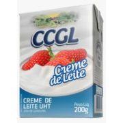 CREME DE LEITE UHT 20% de Gordura 200g - CCGL