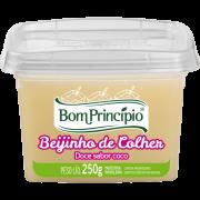 Doce sabor coco beijinho de colher 250g