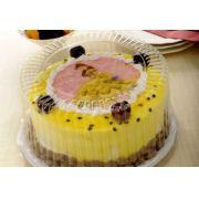 Embalagem para bolo Torta Pequena  Alta 1,7Kg - G 50MA