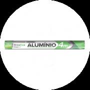 Folha de Alumínio 30cm x 4m - BRICOFLEX