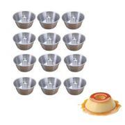 Forma De Torta Suíça BUFFET Mini Nº 1 Alum. 5,4X3X7,2 12 UN