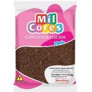 Granulado Macio sabor chocolate mil cores 2,5Kg