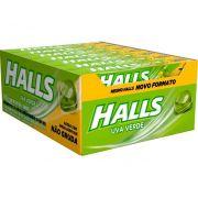 HALLS - UVA VERDE 21 UN X 28 G