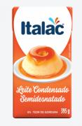 Leite Condensado SEMIDESNATADO 395 g - ITALAC
