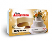 Pasta Americana Tradicional 2kg Arcolor