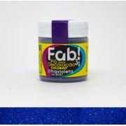 Pó para decoração Ultravioleta Fab! 3g