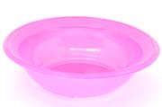Prato descartavel fundo Pink 15cm 10und