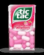TIC-TAC MORANGO 14 UN X 16 G