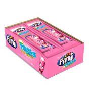 Tubes Tutti Frutti Azedinho - com 12 unidades de 17g.