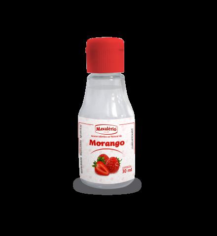 AROMA ARTIFICIAL MORANGO 30 ML- MAVALÉRIO