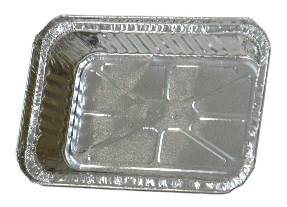 Bandeja de Alumínio Retangular T131 - TÉRMICA