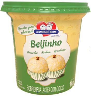 BEIJINHO 1Kg - XAMEGO BOM