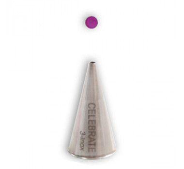 Bico de Confeitar Perle Inox Mod.3 Celebrate