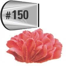 Bico de Confeitar Pétala Inox Mod.150 Wilton