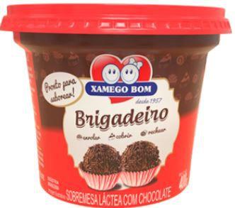 BRIGADEIRO 400g, XAMEGO BOM