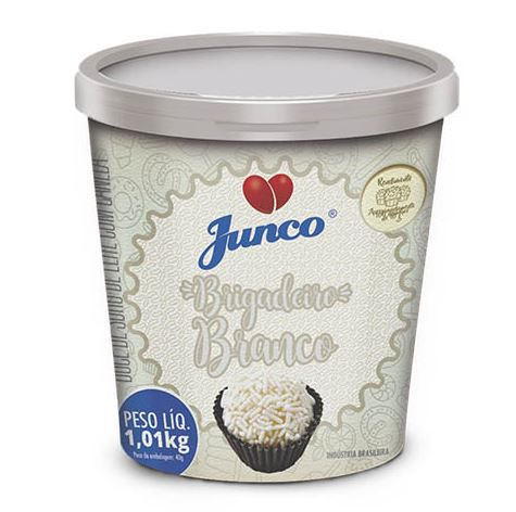 BRIGADEIRO BRANCO 1,01kg, JUNCO
