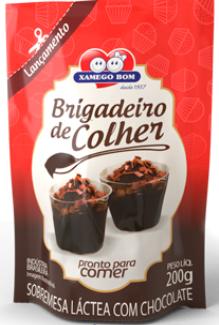 BRIGADEIRO DE COLHER 200g, XAMEGO BOM