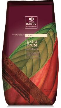 CACAO BARRY EXTRA BRUTE 1Kg