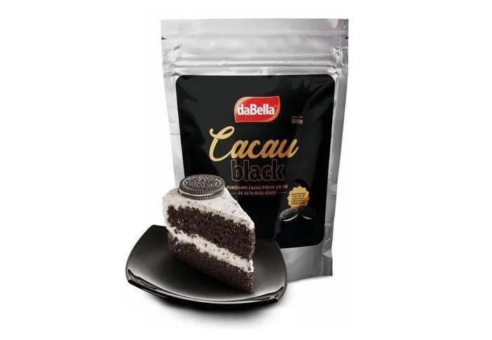 CACAU BLACK 500g - DABELLA