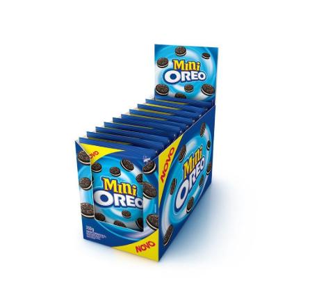Caixa Mini Oreo c/10un