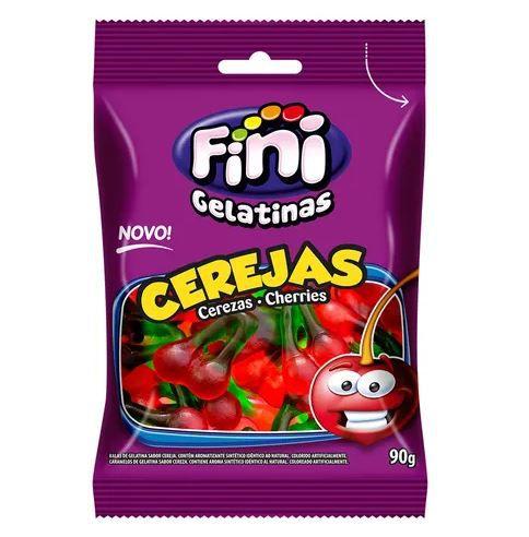 Cerejas de gelatinas - 90g