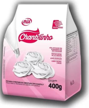 CHANTILINHO 400G