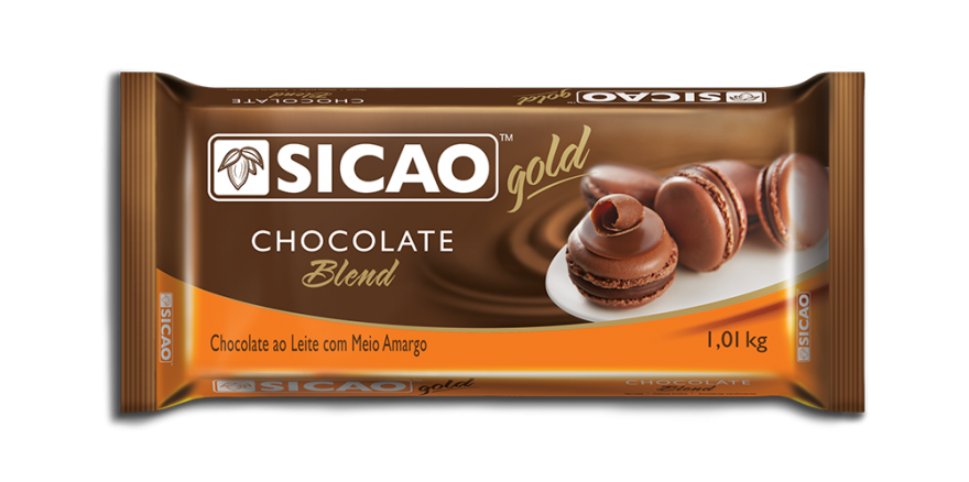 Chocolate Blend Sicao gold 1kg