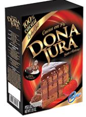 Chocolate em Pó 100% Cacau Dona Jura caixa 200g