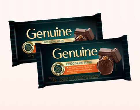 Chocolate Genuine Blend 1KG