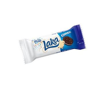 Chocolate Lacta branco com oreo 20g